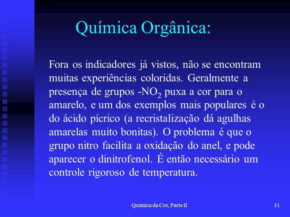 Química Orgânica: