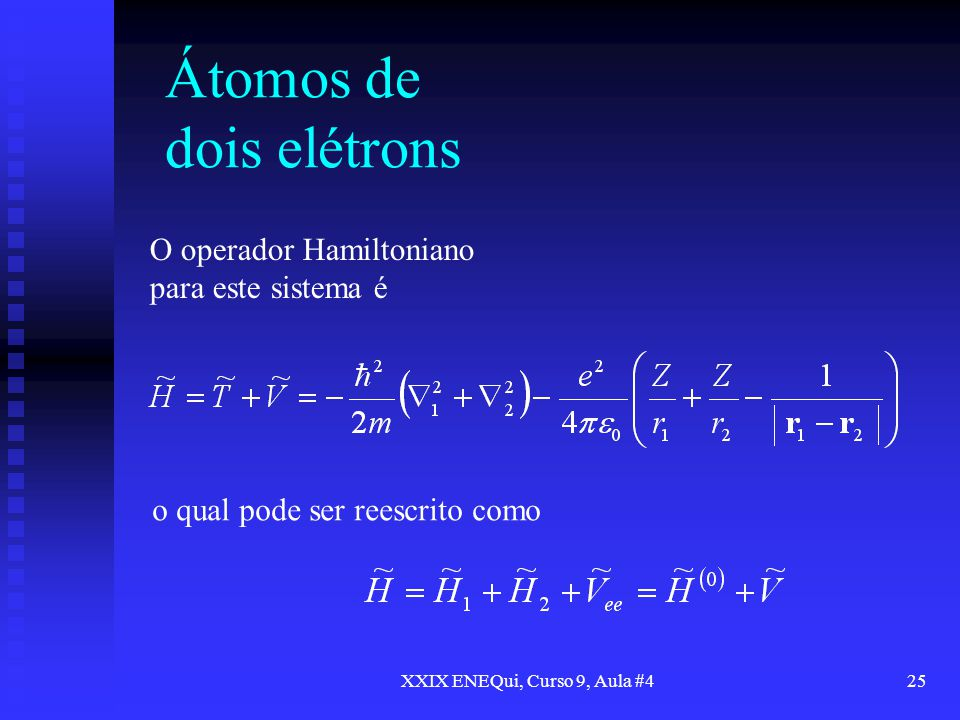 Átomos de dois elétrons