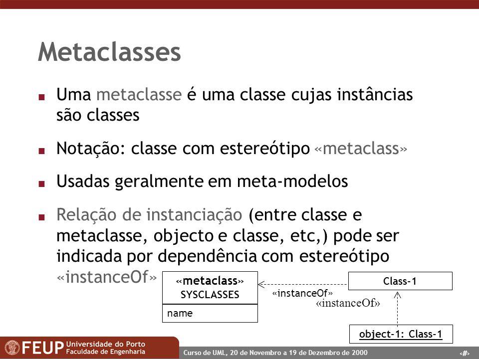 «metaclass» SYSCLASSES