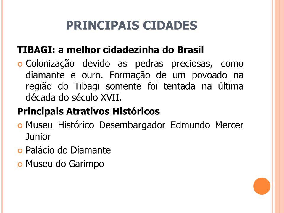 PRINCIPAIS CIDADES TIBAGI: a melhor cidadezinha do Brasil