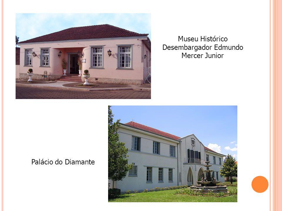 Museu Histórico Desembargador Edmundo Mercer Junior