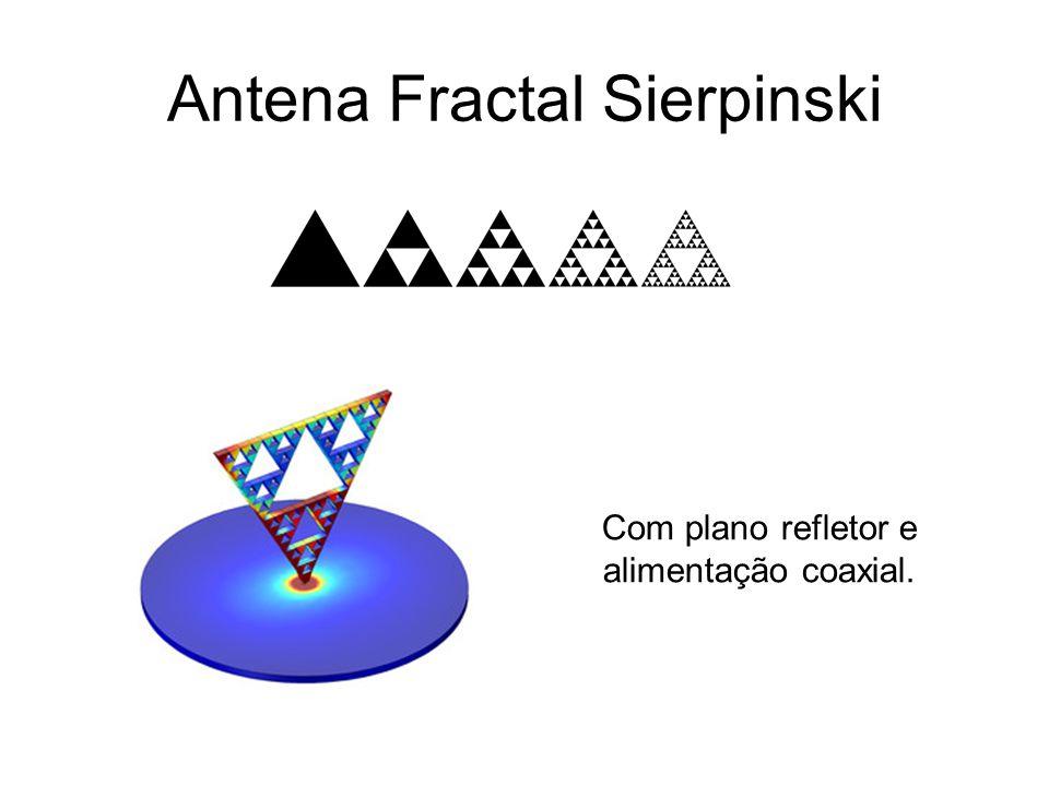 Antena Fractal Sierpinski