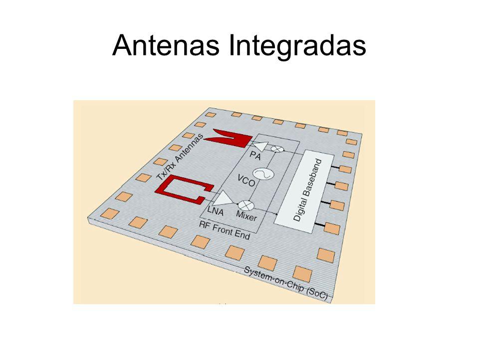 Antenas Integradas