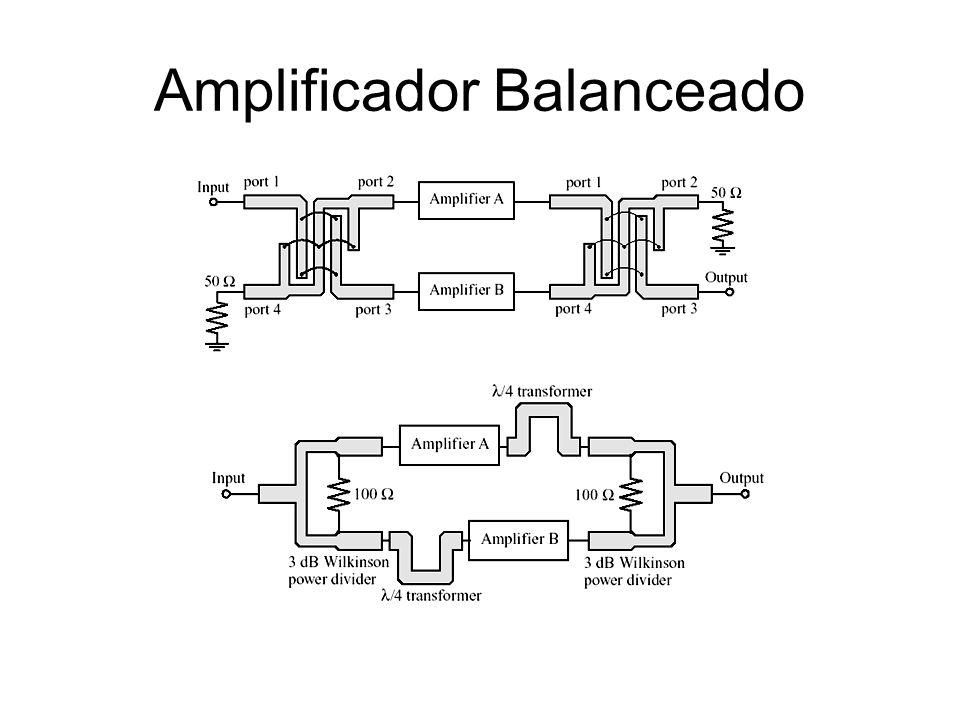 Amplificador Balanceado