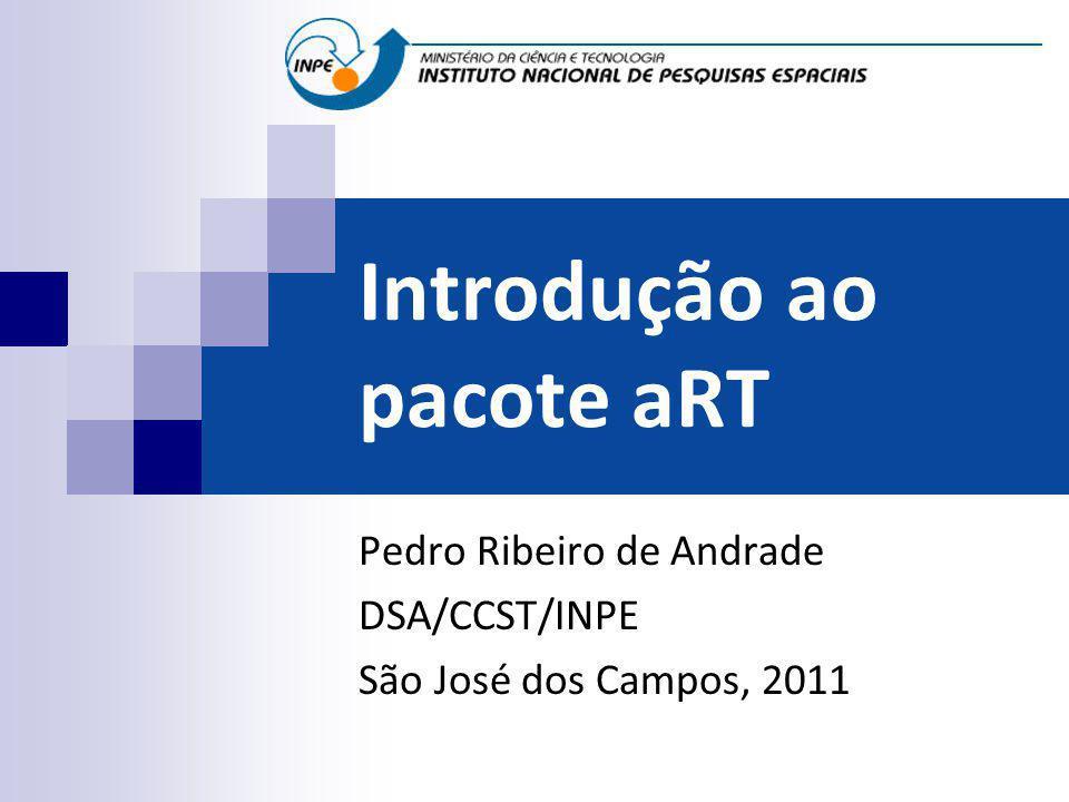 Introdução ao pacote aRT