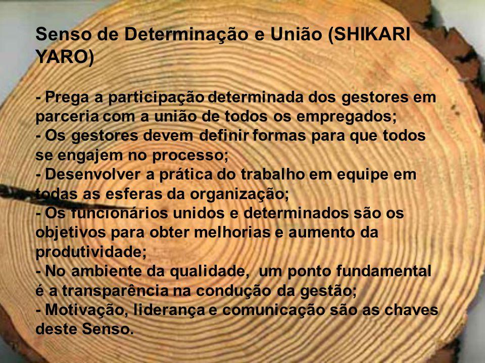 Senso de Determinação e União (SHIKARI YARO)