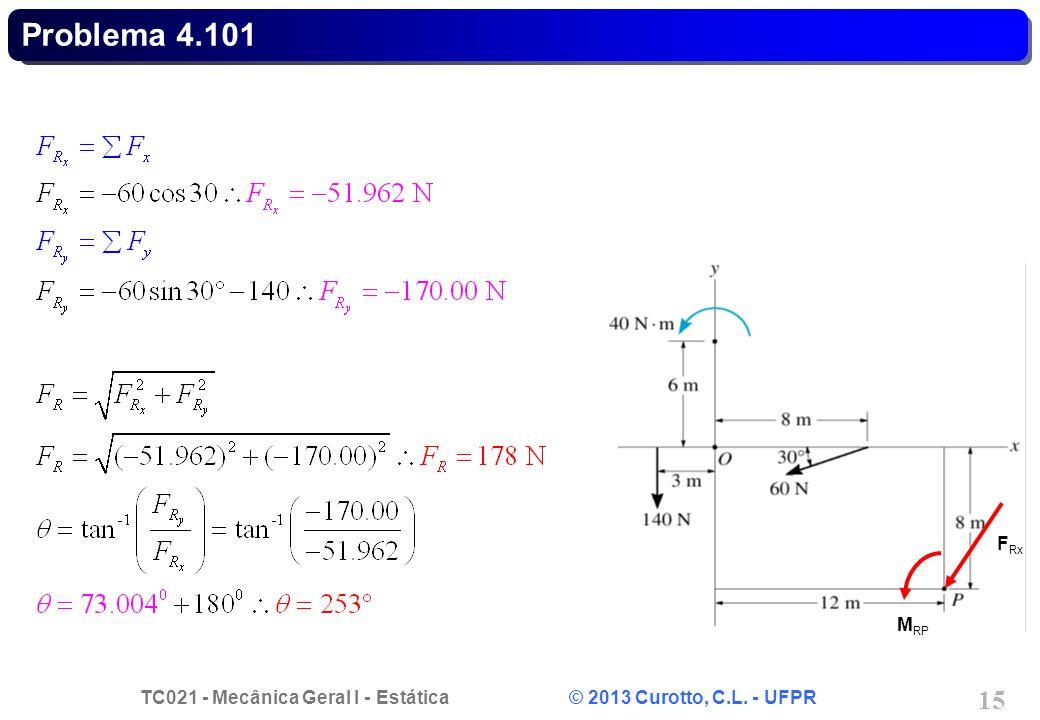 Problema 4.101 MRP FRx