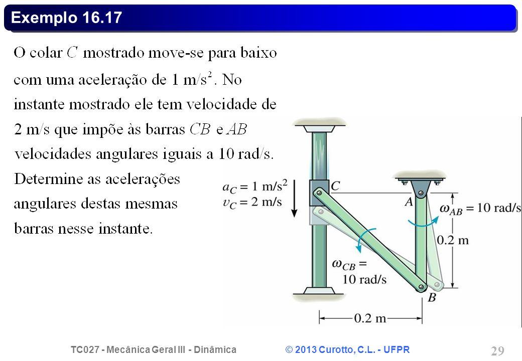 Exemplo 16.17