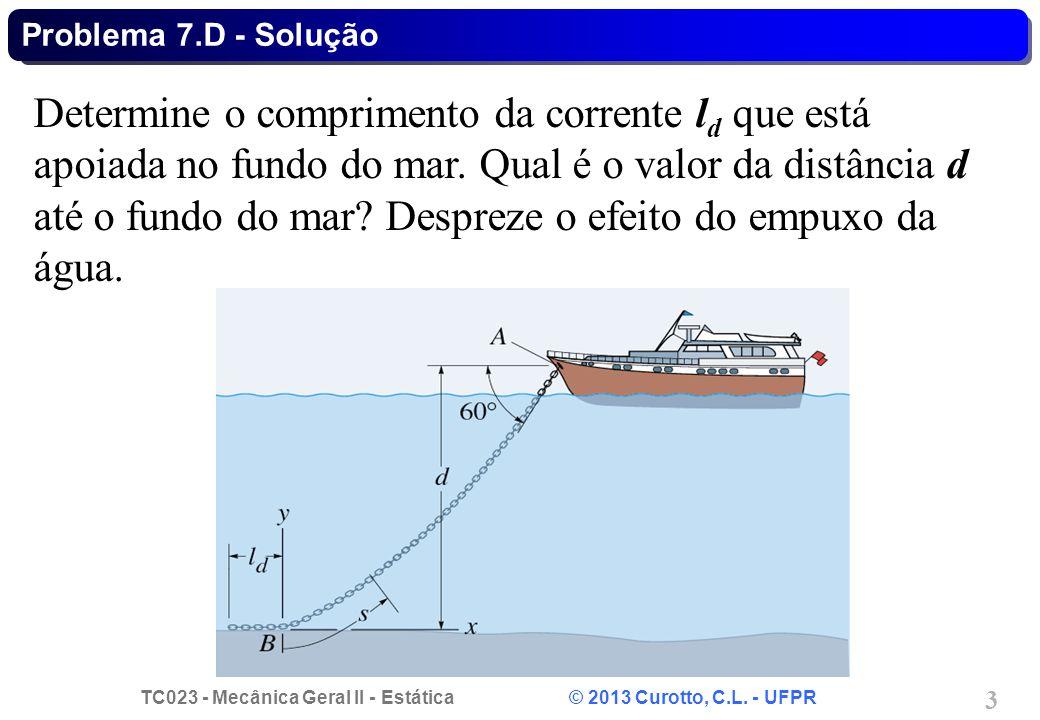 Problema 7.D - Solução