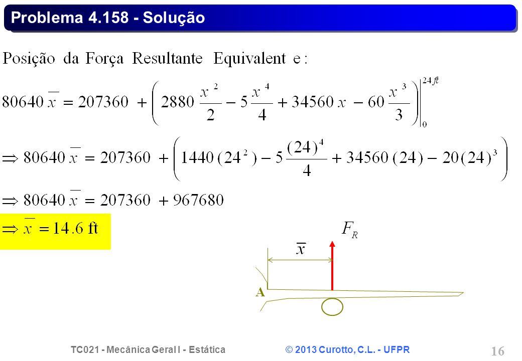 Problema 4.158 - Solução A