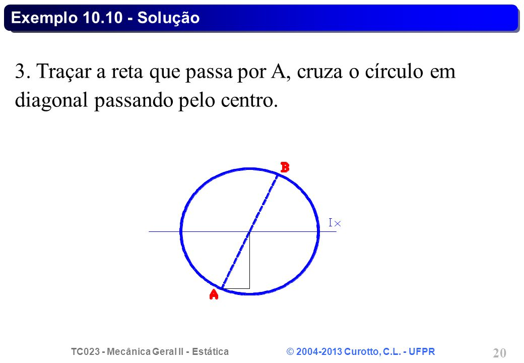 Exemplo 10.10 - Solução 3.