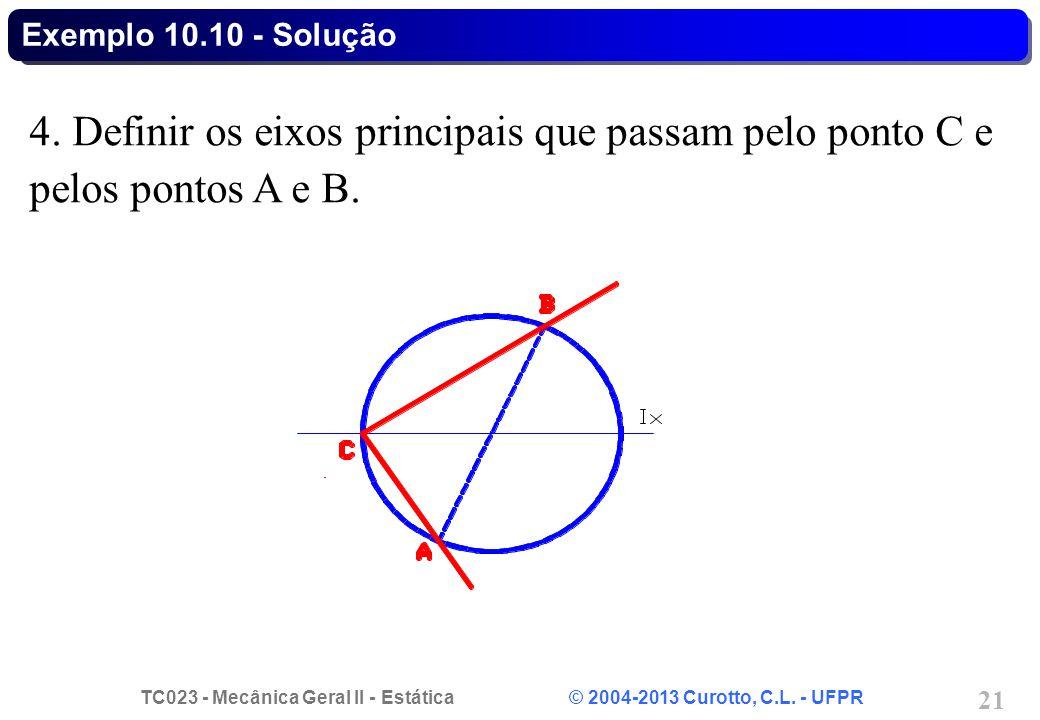 Exemplo 10.10 - Solução 4.