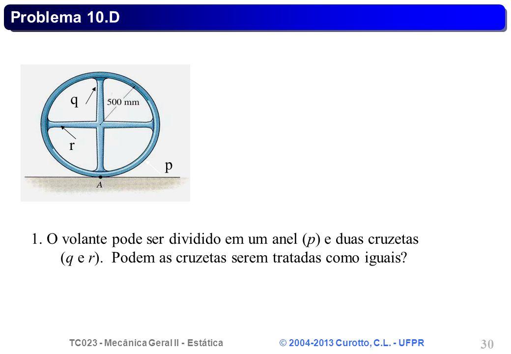 Problema 10.D p. q. r. 1.