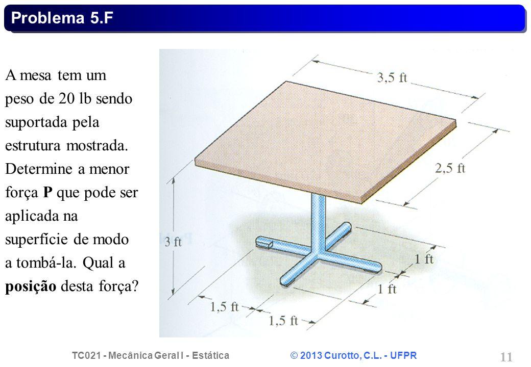 Problema 5.F
