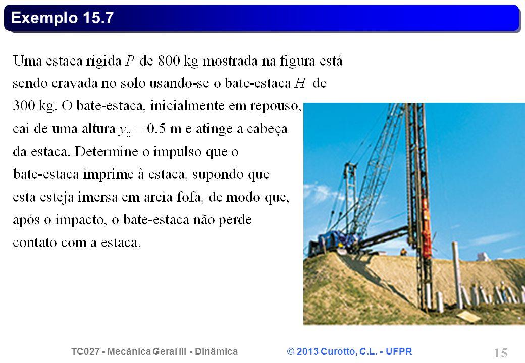 Exemplo 15.7