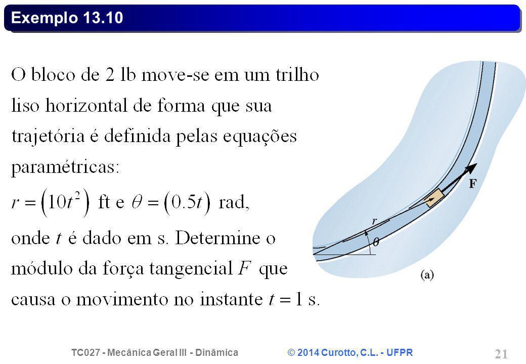 Exemplo 13.10