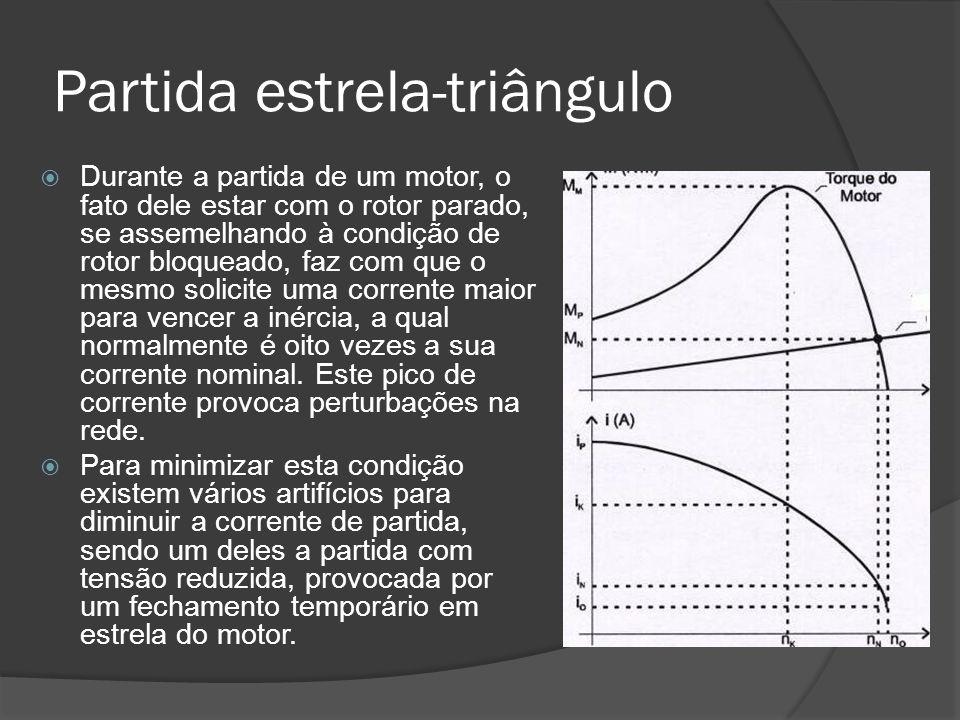 Partida estrela-triângulo