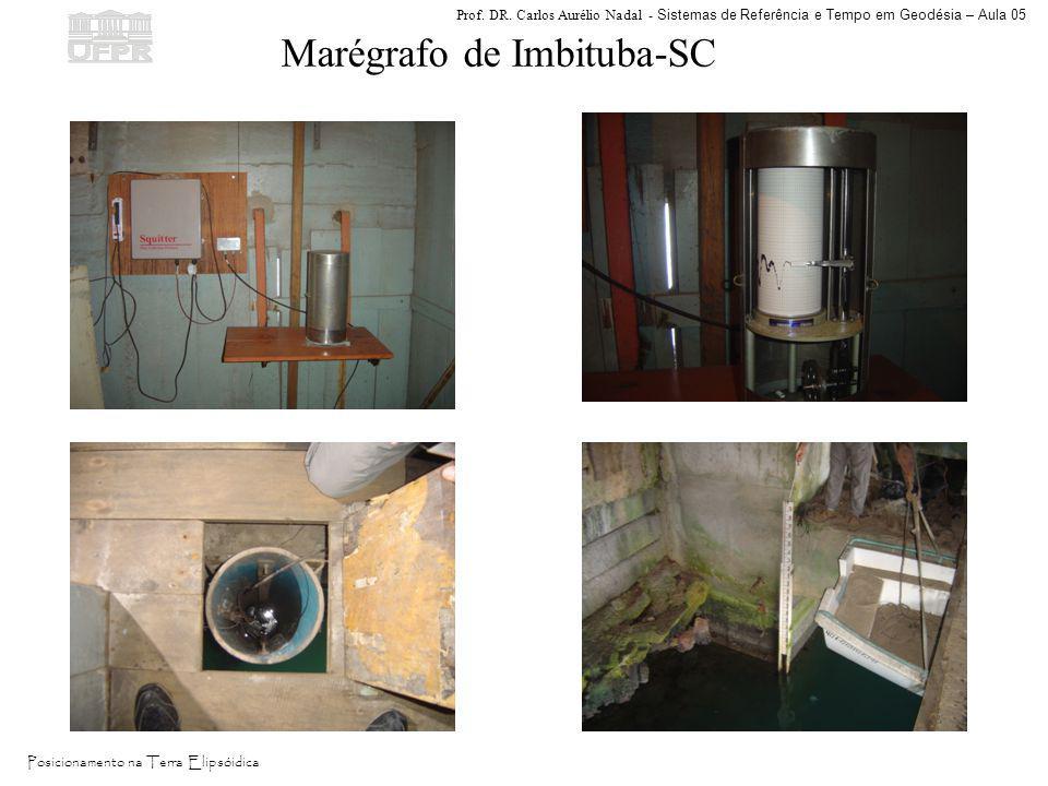Marégrafo de Imbituba-SC
