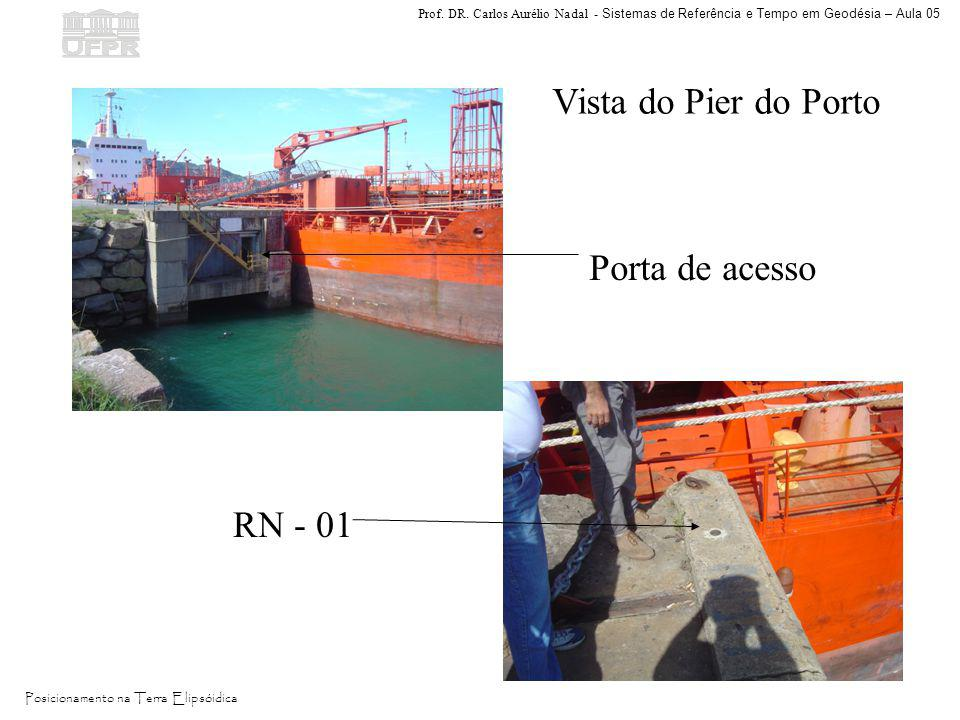Vista do Pier do Porto Porta de acesso RN - 01