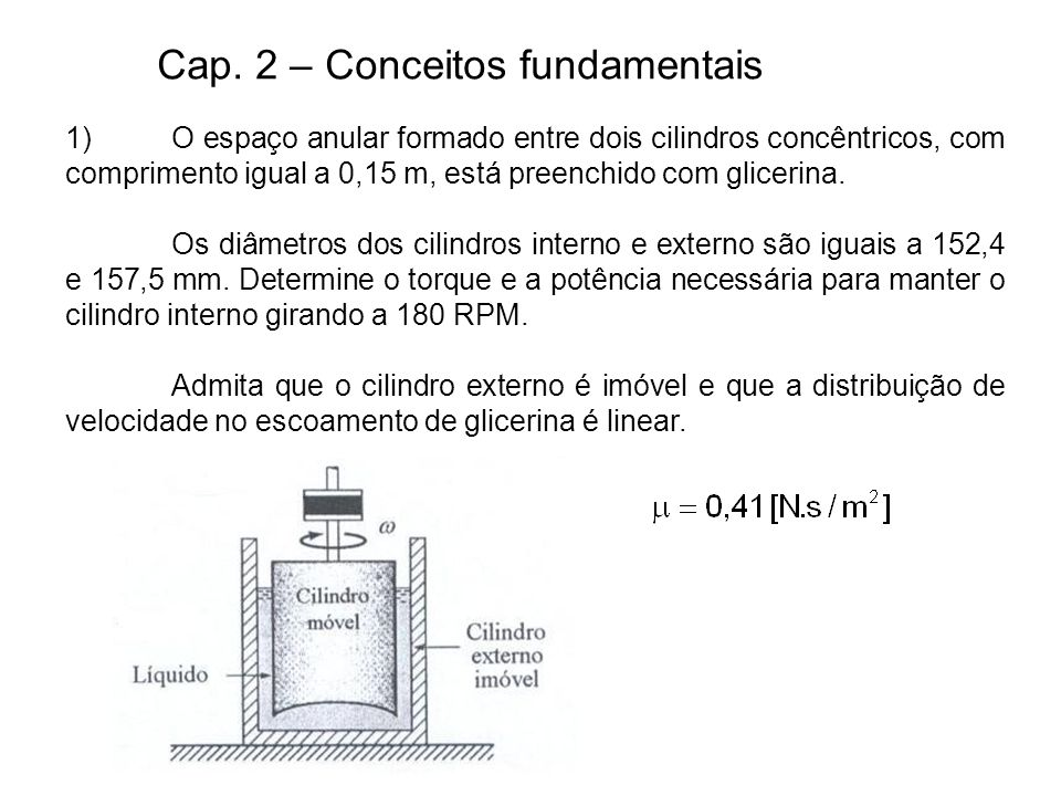 Cap. 2 – Conceitos fundamentais