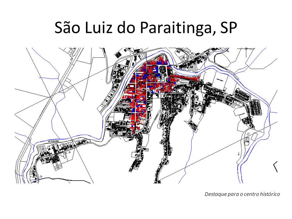 São Luiz do Paraitinga, SP
