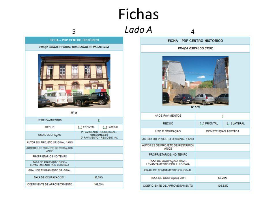 Fichas Lado A 5 4