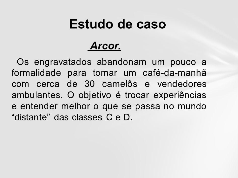 Estudo de caso Arcor.