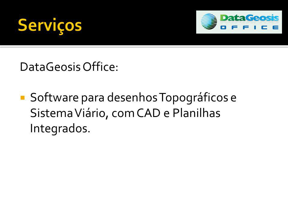 Serviços DataGeosis Office: