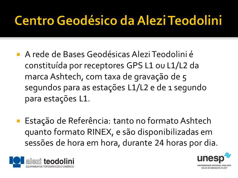 Centro Geodésico da Alezi Teodolini