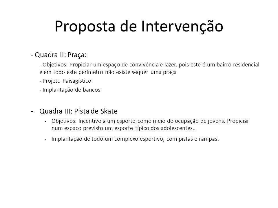Proposta de Intervenção
