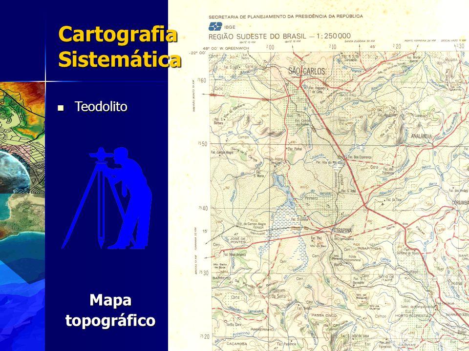 Cartografia Sistemática
