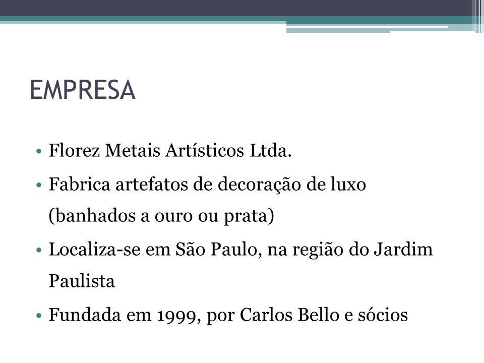 EMPRESA Florez Metais Artísticos Ltda.