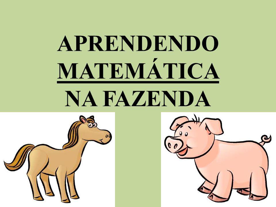 APRENDENDO MATEMÁTICA NA FAZENDA