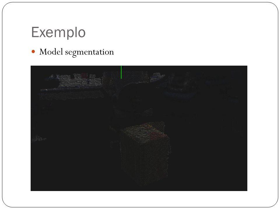 Exemplo Model segmentation