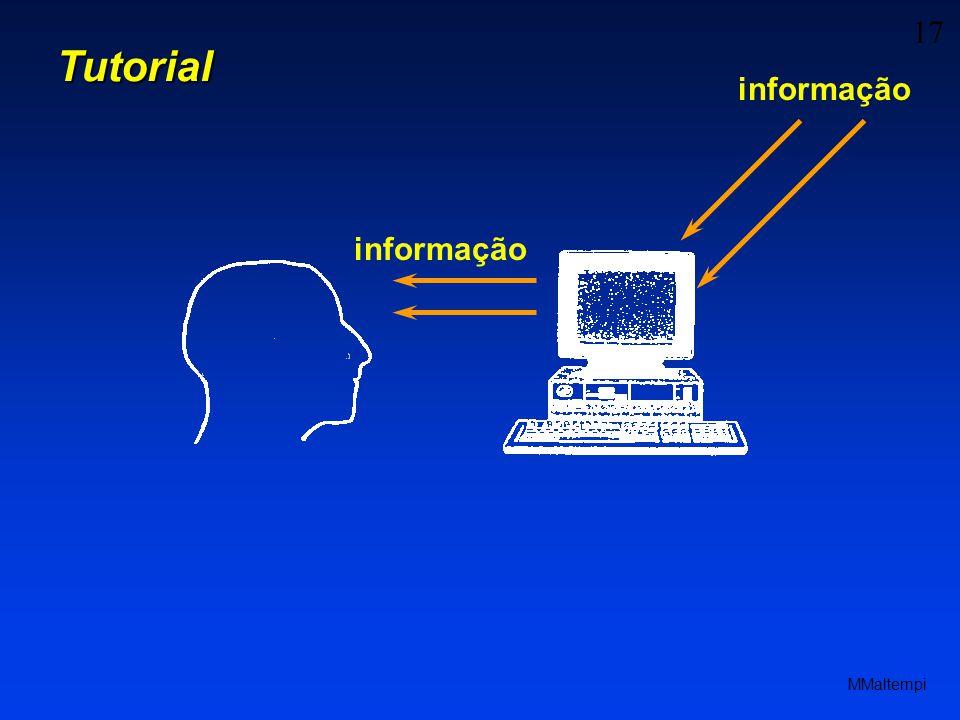 Tutorial informação informação