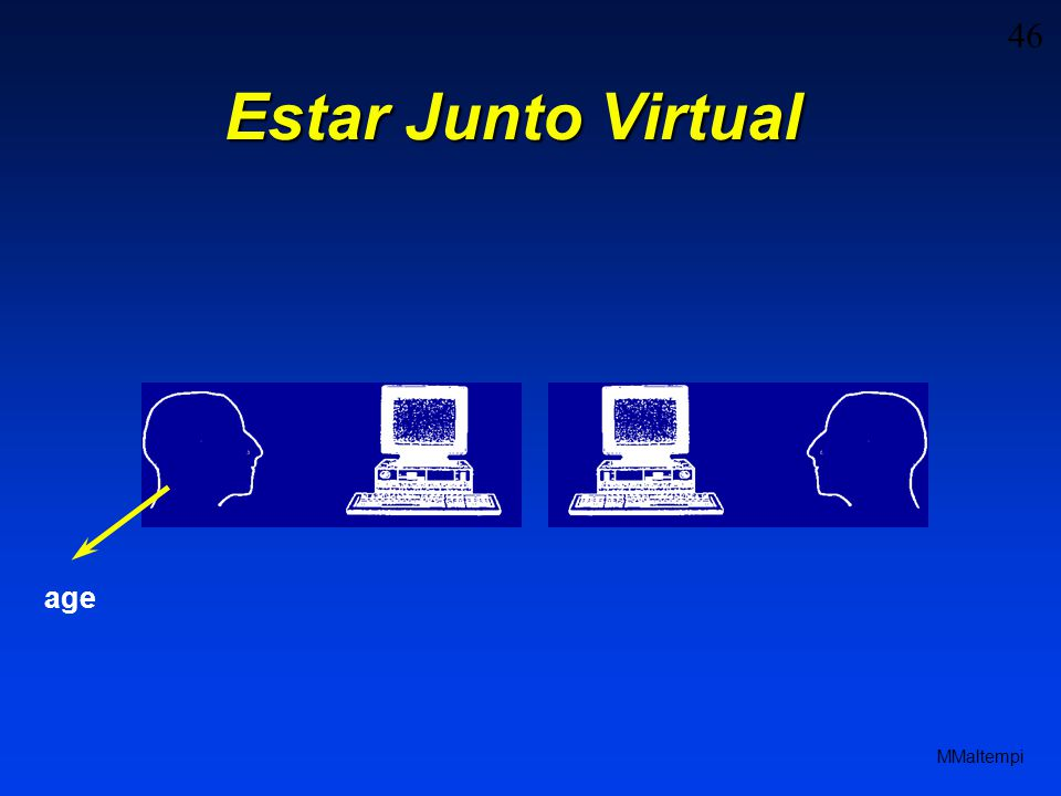 Estar Junto Virtual age
