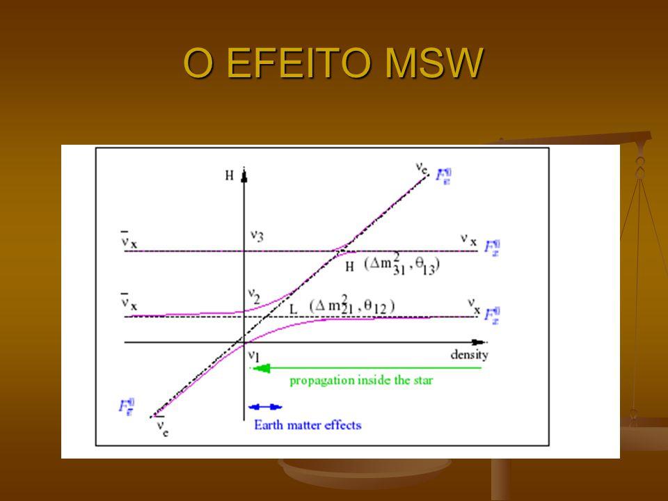 O EFEITO MSW