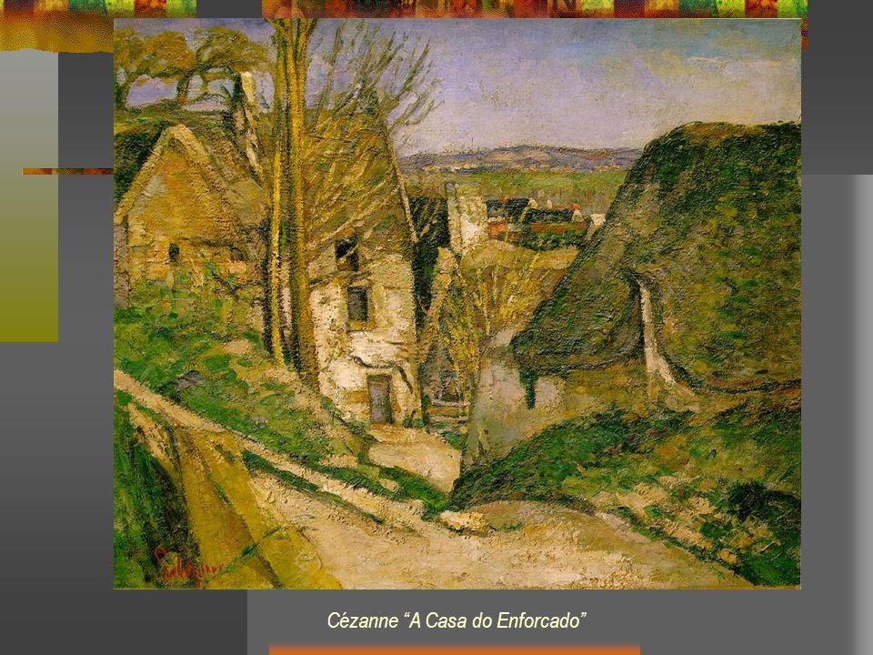 Cézanne A Casa do Enforcado