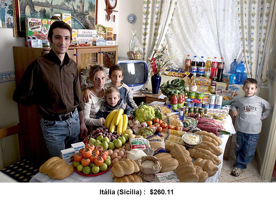 Itália (Sicília) : $260.11
