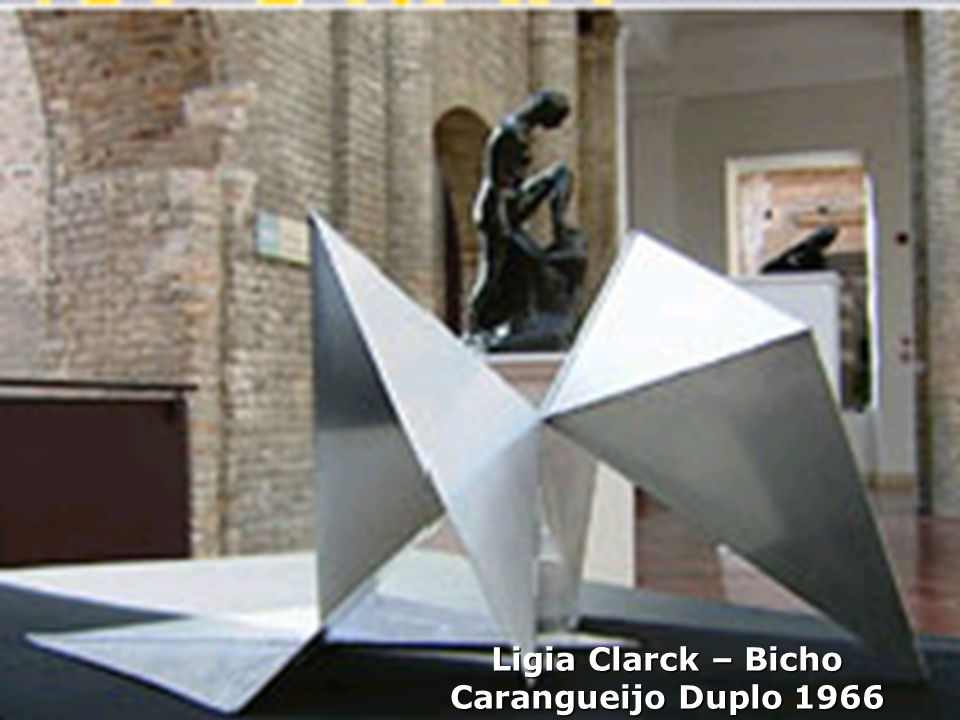 Ligia Clarck – Bicho Carangueijo Duplo 1966