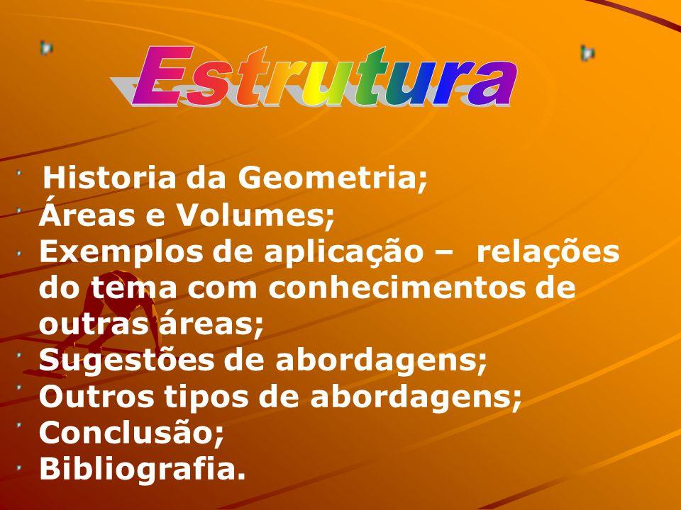 Historia da Geometria;