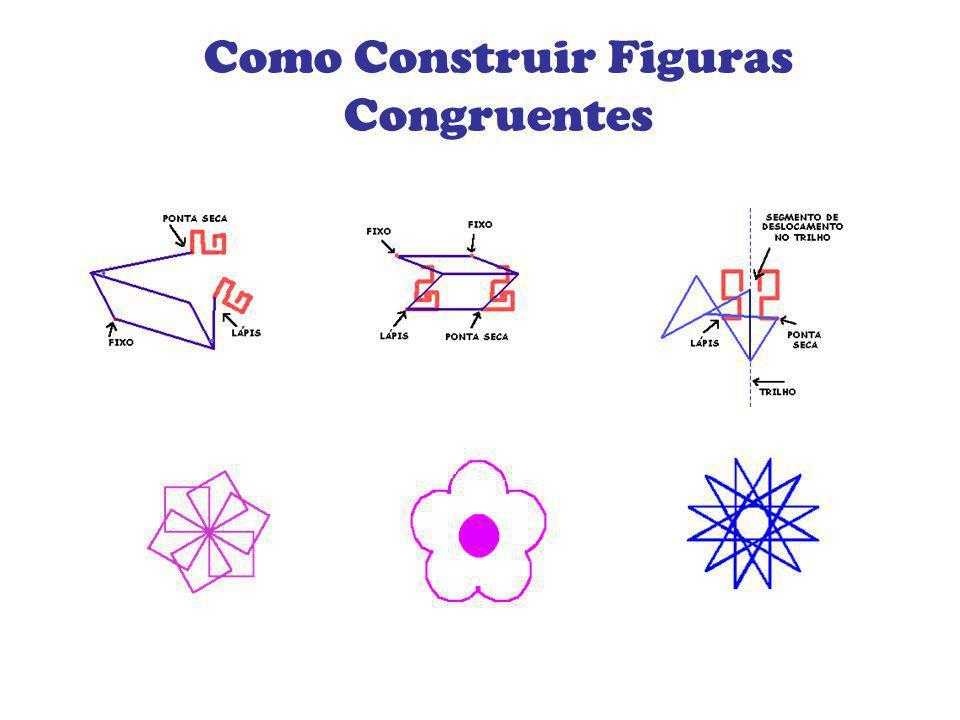 Como Construir Figuras Congruentes