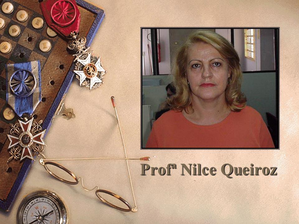 Profª Nilce Queiroz