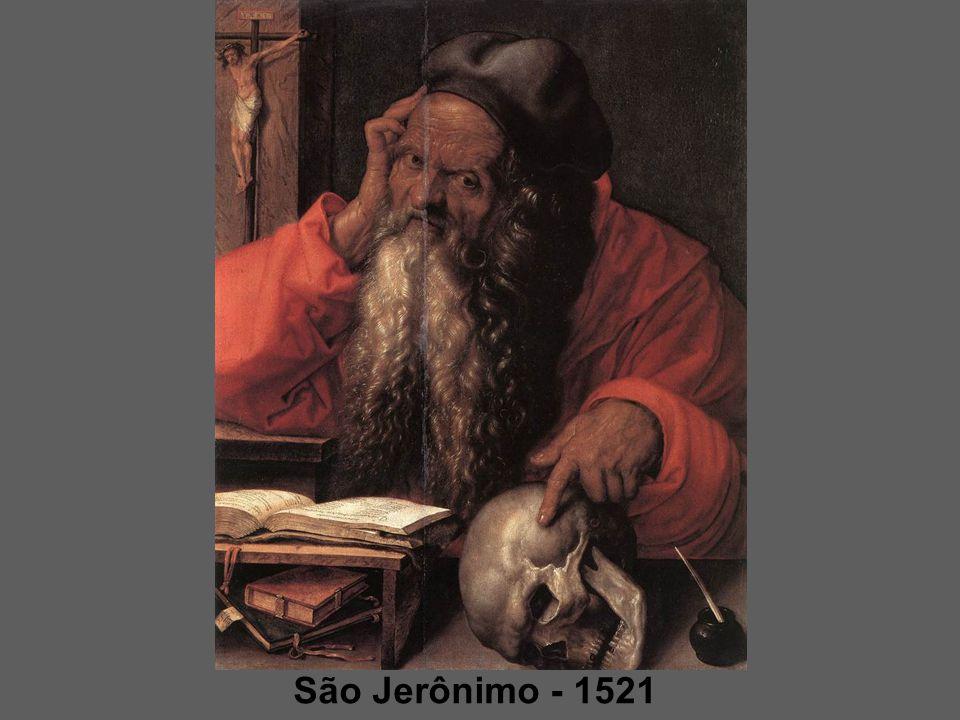 São Jerônimo - 1521