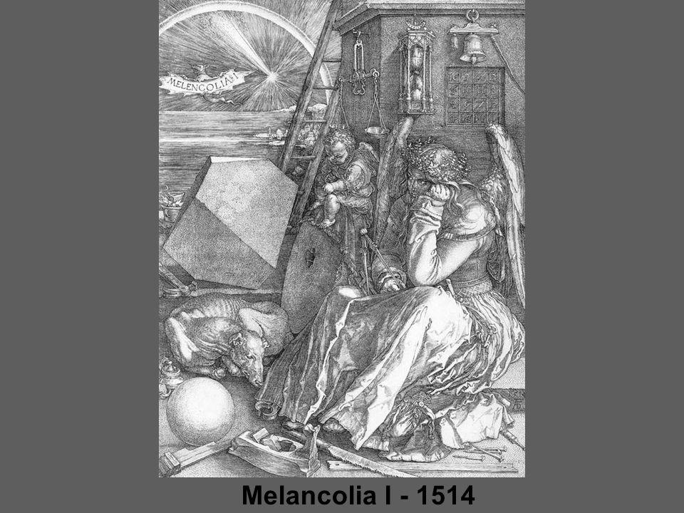 Melancolia I - 1514