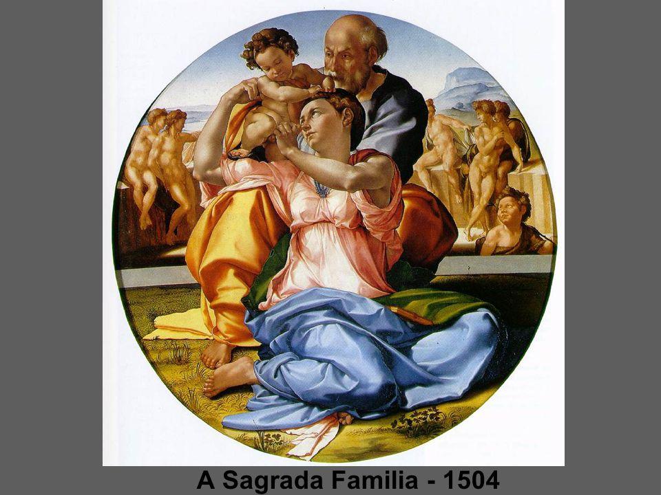 A Sagrada Familia - 1504