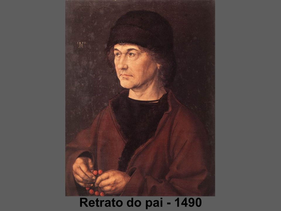 Retrato do pai - 1490