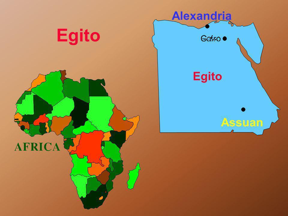 Egito Assuan Alexandria Egito