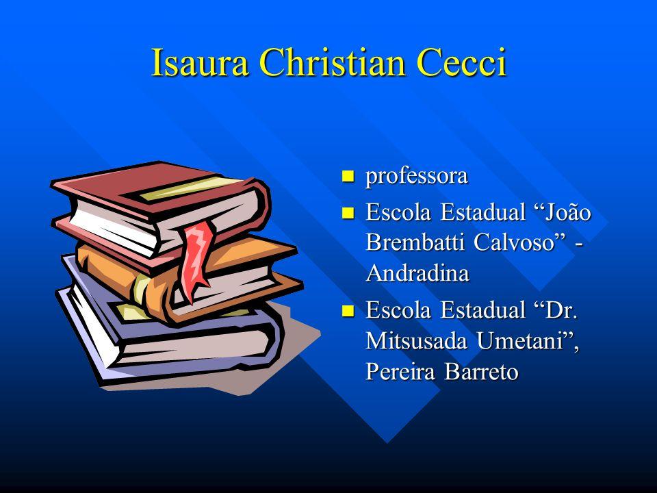 Isaura Christian Cecci
