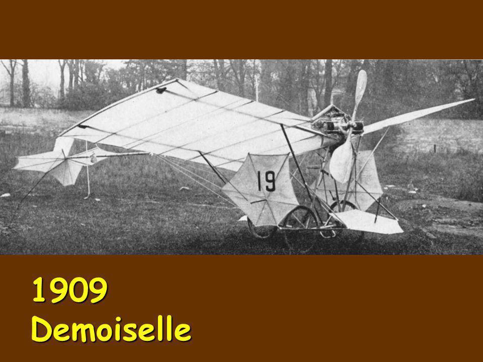 1909 Demoiselle